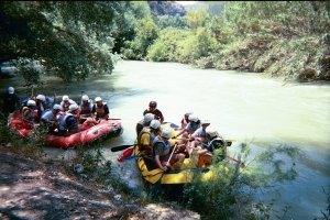 Rafting Ocioaventura