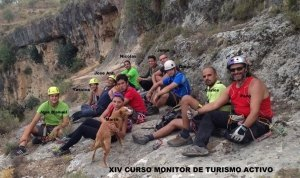 XIV Curso de Monitores de Turismo Activo