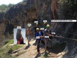 XVIII Curso de Monitor de Turismo Activo