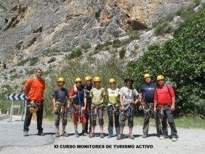 XI CURSO MONITORES